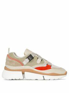 Chloé Sonnie sneakers - NEUTRALS