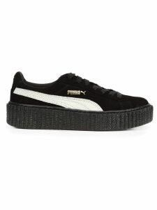 Fenty X Puma platform lace-up sneakers - Black