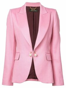 Adam Lippes single-breasted blazer - PINK