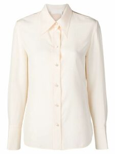 Chloé long-sleeved blouse - Neutrals