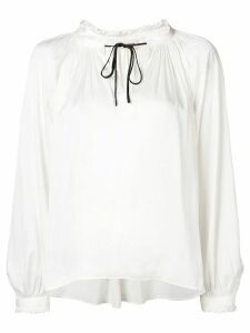 Zadig & Voltaire Theresa tunic - White