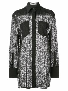 Givenchy lace shirt - Black