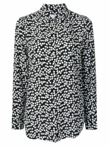 Equipment patterned blouse - Black
