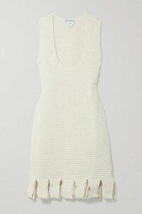 Stine Goya - Una Printed Satin-twill Wrap Top - Red