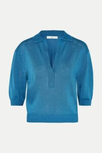 Tibi - Knitted Sweater - Blue