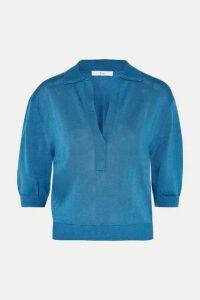 Tibi - Knitted Sweater - Blue