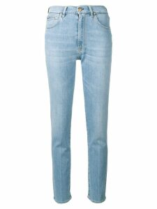 Golden Goose faded slim fit jeans - Blue