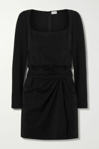 Marni - Oversized Cotton-jersey Sweatshirt - Claret