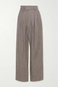 By Malene Birger - Santsi Cotton-blend Poplin Tapered Pants - Ecru