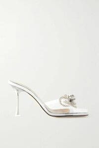 Nanushka - Daphne Satin Wrap Top - Burgundy