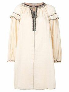 Isabel Marant Étoile loose-fit dress - NEUTRALS