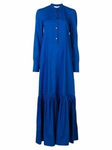 La Doublej maxi shirt sress - Blue