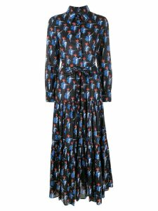 La Doublej Bellini dress - Blue