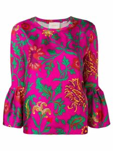 La Doublej Gemini blouse - Pink