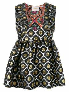 La Doublej Casati blouse - Black
