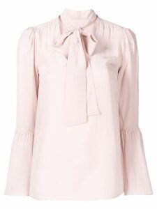 Michael Michael Kors bow tie blouse - Pink