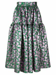 La Doublej Oscar skirt - Green
