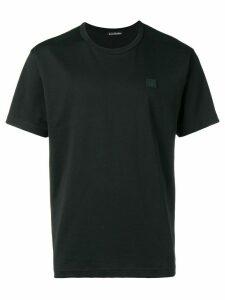 Acne Studios Nash Face T-shirt - Black