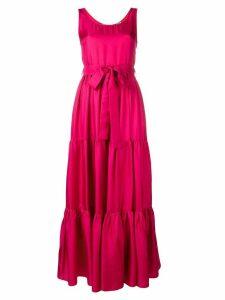 La Doublej Pellicano dinner dress - PINK