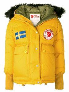 Acne Studios x Fjällräven Reversible down jacket - Yellow