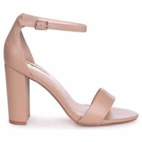 Linzi  NELLY  women's Court Shoes in Brown