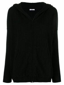 P.A.R.O.S.H. zipped hoodie - Black