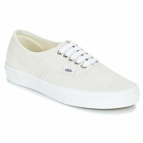 Vans  Authentic  women's Shoes (Trainers) in Beige