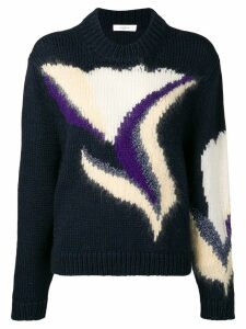 Roseanna crew neck jumper - Blue