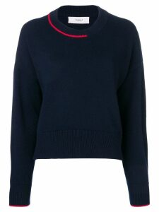Pringle of Scotland loose-fit cashmere sweater - Blue