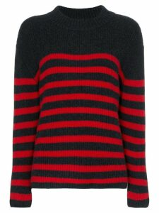 Le Kasha Etretat cashmere jumper - Black