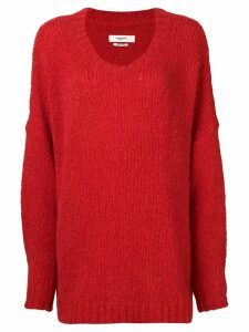 Isabel Marant Étoile long-sleeve flared sweater