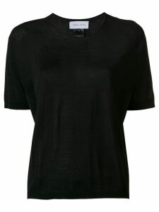 Christian Wijnants knitted style T-shirt - Black