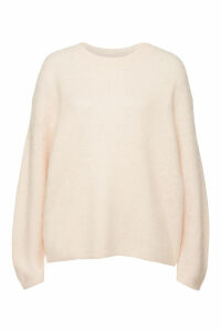 Vince Oversized Pullover with Alpaca and Mohair
