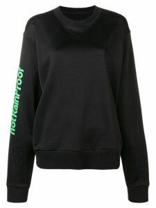Styland Not Rain Proof sweatshirt - Black