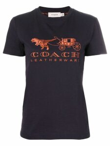 Coach Rexy Carriage T-shirt - Black