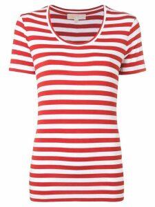 Michael Michael Kors striped T-shirt - Red