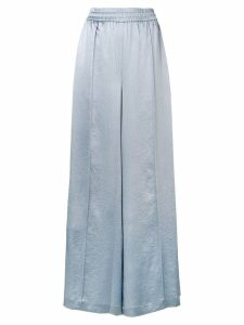 T By Alexander Wang palazzo trousers - Blue
