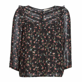 Moony Mood  JANTEL  women's Blouse in Black