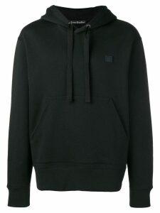 Acne Studios Ferris Face hoodie - Black