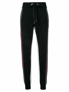 No Ka' Oi Huli Pana track pants - Black