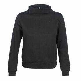 G-Star Raw  TORTOI FUNNEL  women's Sweatshirt in Black