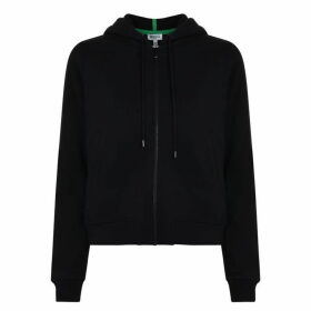 Kenzo Tiger Zip Hooded Sweatshirt