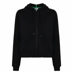 Kenzo Tiger Zip Hooded Sweatshirt