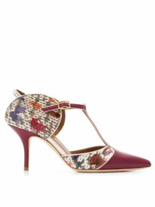 Malone Souliers Imogen mules - Red