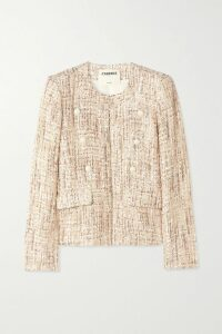 Akris - Cotton-gauze Blouse - Pink