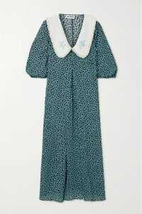 Joseph - Silk-satin Blouse - Beige