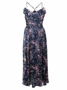 Jill Stuart floral print dress - Blue