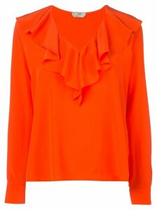 Fendi Bahamas blouse - Orange