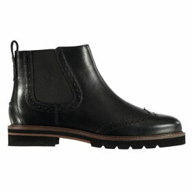 Firetrap Brogue Boots Ladies