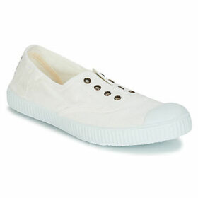 Victoria  6623  women's Shoes (Trainers) in White